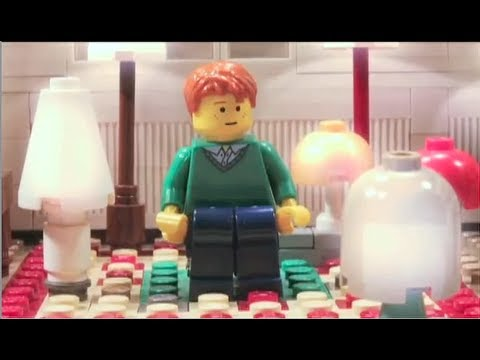 Ed sheeran 39 lego house 39 music video lego version youtube for 45 house music
