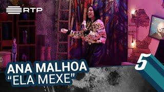 "Ana Malhoa - ""Ela Mexe"" | 5 Para a Meia-Noite | RTP"