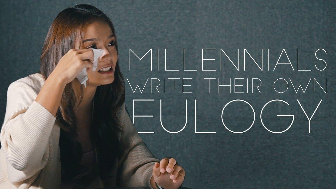 Millennials Try Writing Their Own Eulogy