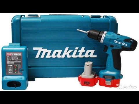 Какое напряжение выдержит электродвигатель шуруповерта Makita 9.6в