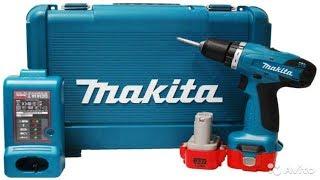 Яка напруга витримає електродвигун шуруповерт Makita 9.6 в