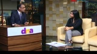 Pawni Pandey with Komal Nahta