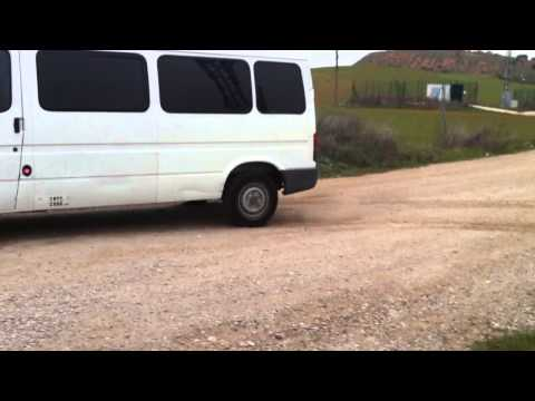 drifting cu duba ford transit