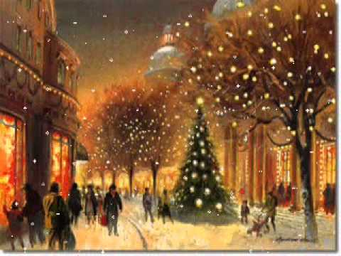 DISCO CHRISTMAS Mistletoe Xmas Band -  joy to the world