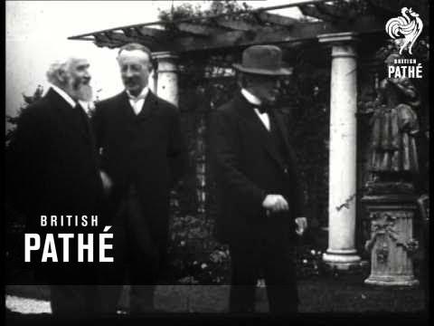 Mr. Lloyd George - Wanted  Supreme War Council (1914-1918)