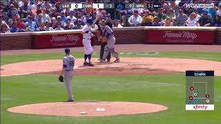 Los Angeles Dodgers vs Chicago Cubs Full Highlights Game - 6/20/18