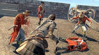 Assassin's Creed Rogue Mayan Outfit & Rope Dart Rampage
