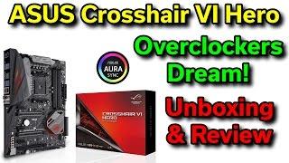 ASUS ROG Crosshair VI Hero - X370 - Review