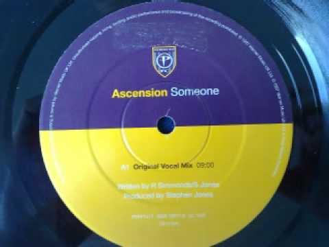 ascension someone - original vocal mix