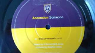 ascension someone - original vocal mix
