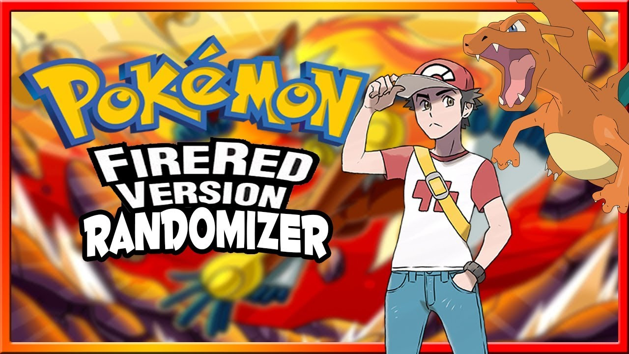 pokemon fire red randomizer rom download android
