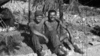 WWII Home Movies Camp Roberts CA Okinawa Indonesia Hickam Field Hawaii
