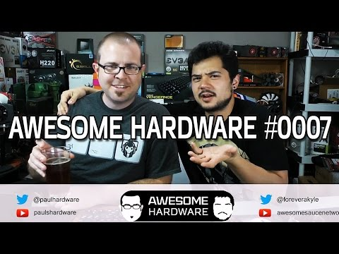 Awesome Hardware #0007B - DLC Swordfight, Surface 3, Ants In Space
