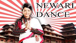 Favourite Newari Dance song great Junior talent show