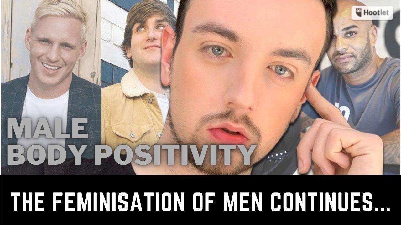 The feminisation of men