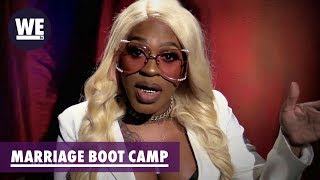 Lil Mo Finds Out Who Karl Was Facetiming | Marriage Boot Camp: Hip Hop Edition