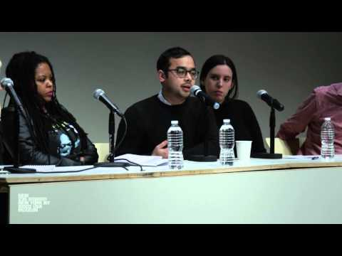Open Score 2016: Panel 3: Art in an Overseen World, presented by New Museum and Rhizome