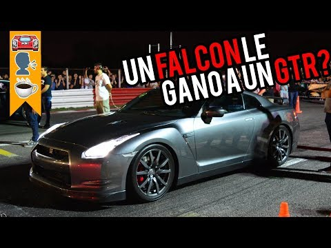 Cómo le ganó un Ford Falcon a un Nissan GT-R? | Charla de Café