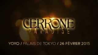 Cerrone Paradise @YOYO le 26/02/15