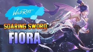 SOARING SWORD SKIN GAME PLAY - FIORA