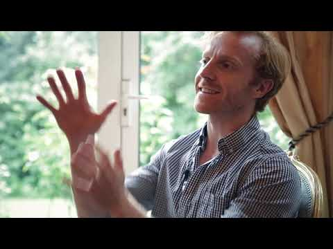 In conversation with Steven McRae.