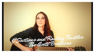 Gambar cover C Sections and Railway Trestles - The Avett Brothers Cover (Kait Cooper)