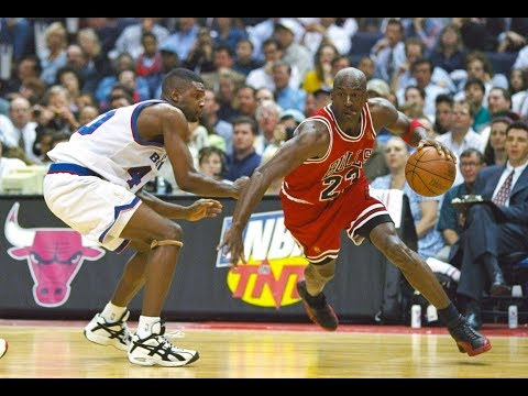 Michael Jordan's Top Playoff Moments - Chicago Bulls