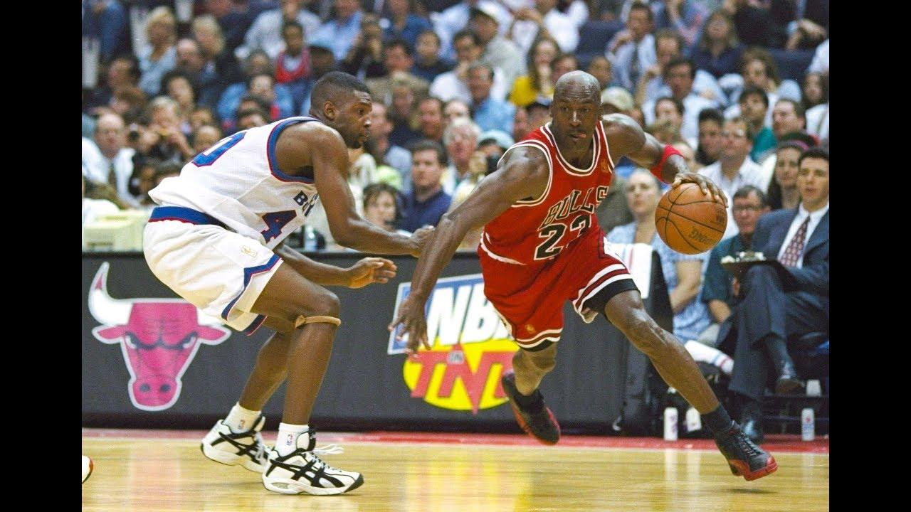 online store 6ad5b a2e4b Michael Jordan s Top Playoff Moments - Chicago Bulls