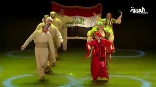 رقصات بلاد الرافدين تُؤدى على مسرحٍ في الكويت