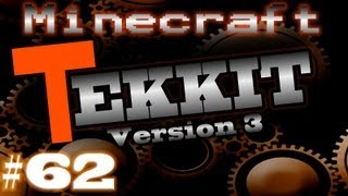 Minecraft Tekkit V3 Part 62 - Harsh Discipline