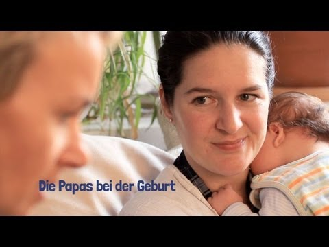 Männer im Kreissaal: Die Papas und die Geburt.