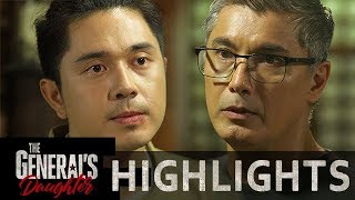 Marcial shares their plan with Franco | The General