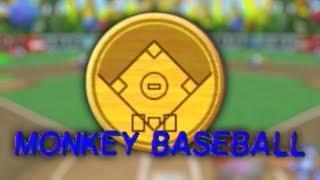 Super Monkey Ball 2 (GC) - Monkey Baseball Banana Stadium