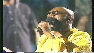 Isaac hayes I Stand Accused live
