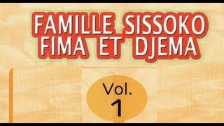 THEATRE MALIEN Famille Cissoko Fima et Djema Vol1 - Film complet