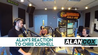 Alan's Reaction To Chris Cornell | The Alan Cox Show