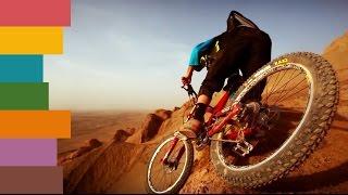 Красивое видео. Захватывающий фрирайд на горных велосипедах.(, 2016-11-04T11:52:02.000Z)