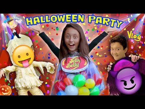 KIDS HALLOWEEN PARTY w/ Costume Contest!...