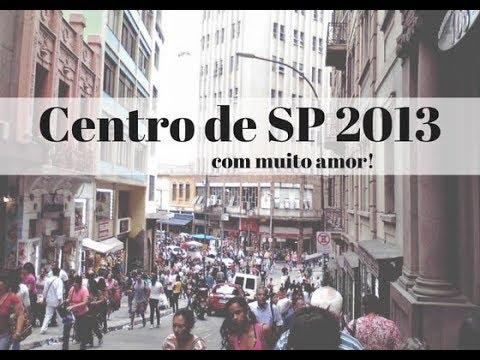 Pontos interessantes do Centro Paulistano! São Paulo, SP/ Interesting places in Sao Paulo downtown