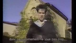 The Cure Interview Rock Report 08/11/86