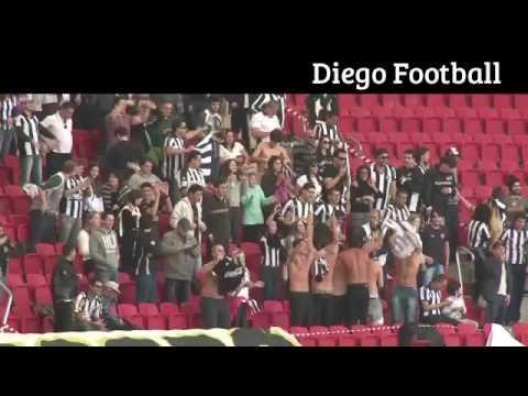 Internacional 2 x 3 Botafogo - GOLS - Campeonato Brasileiro 2016