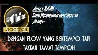 Video SA4TK - Micropholic feat Skit'zo download MP3, 3GP, MP4, WEBM, AVI, FLV Juni 2018
