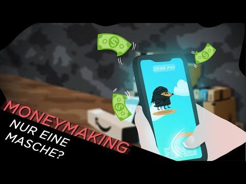 Was steckt hinter den Money-making Apps?