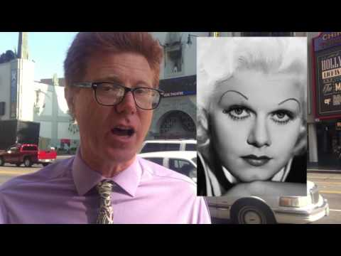 Walk of Fame Wednesdays with Todd Pickering-Jean Harlow