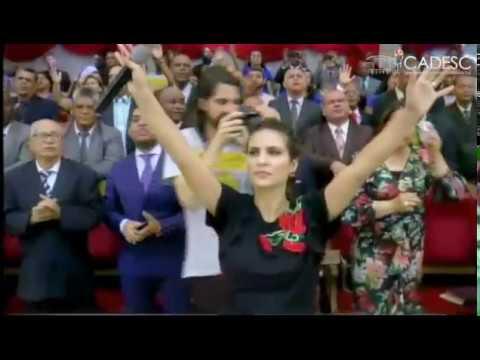 Ressuscita-me / Nada Além do Sangue - Aline Barros - 23º Congresso da UACADESC