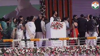 LIVE: Congress President Rahul Gandhi addresses Kisan Rally in Naya Raipur, Chhattisgarh