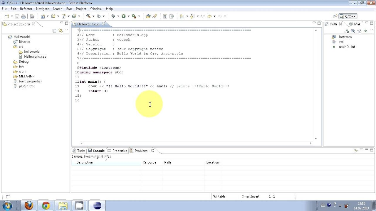 Mobilefish. Com a tutorial about eclipse. Setup eclipse as ide.