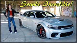 Better Than the Hellcat? // 2020 Charger Scatpack Widebody Review