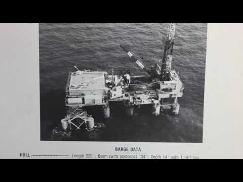 We Did It First: Mr. Charlie, the first offshore oil rig