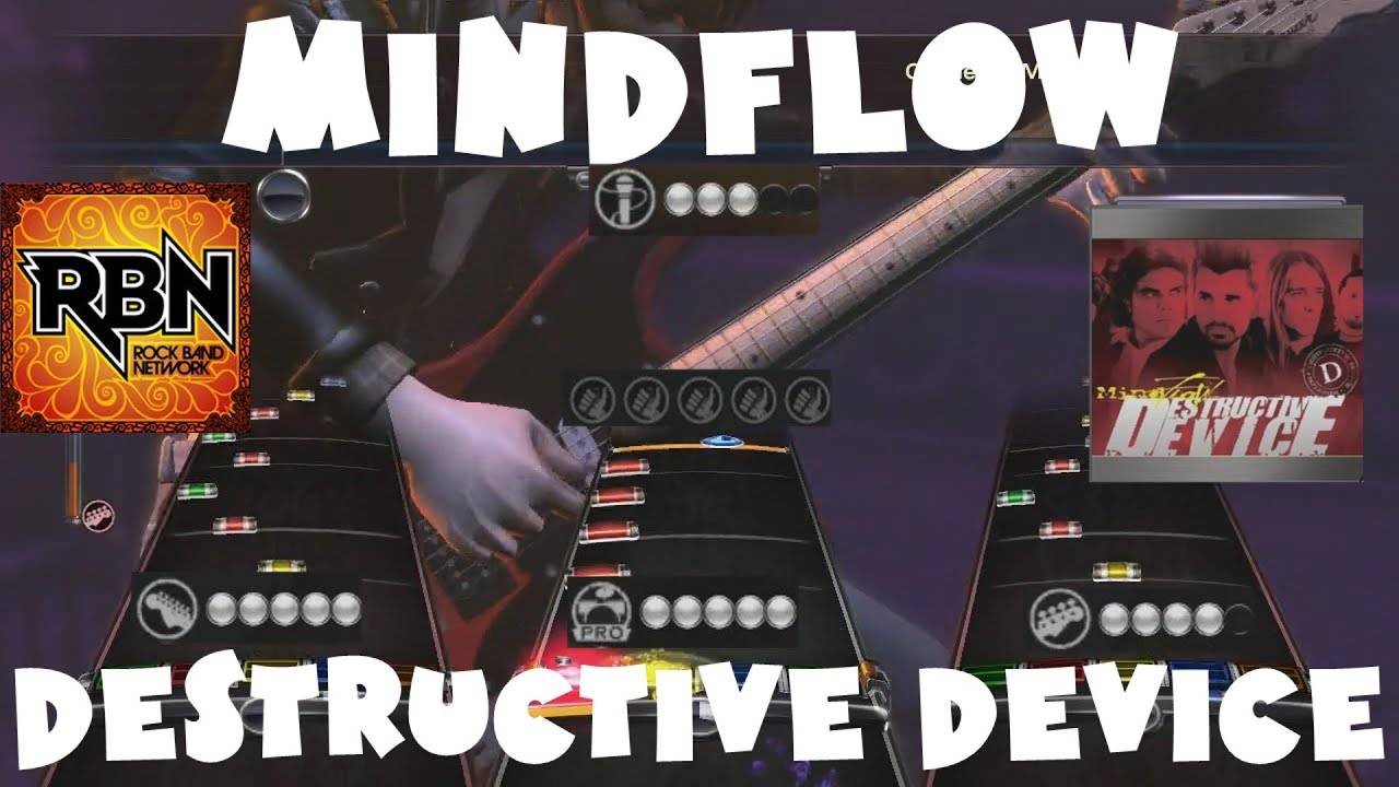 Mindflow - With Bare Hands 2011